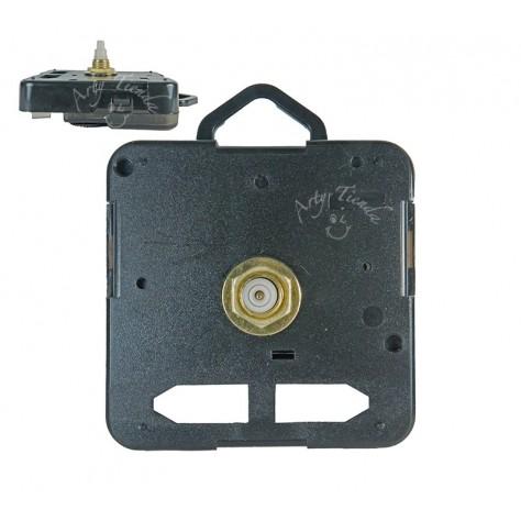 Mecanismo de reloj pin corto