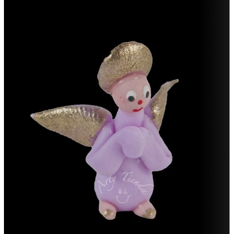 Angel en porcelanicron