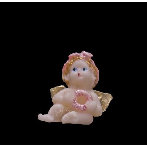 Angel corona en porcelanicron