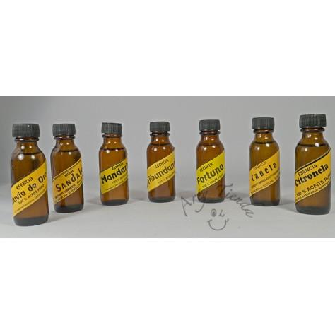 Esencia citronela