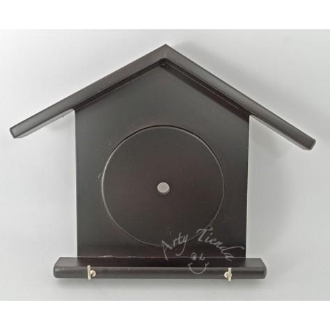 Casa para reloj en MDF