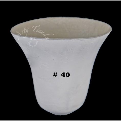 Campana en fibra de vidrio